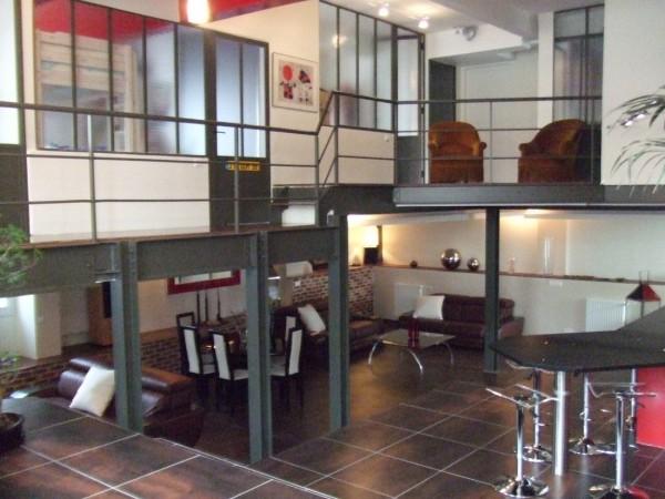 Cr ation de lofts et ateliers d 39 artistes lucien longueville for Loft et atelier